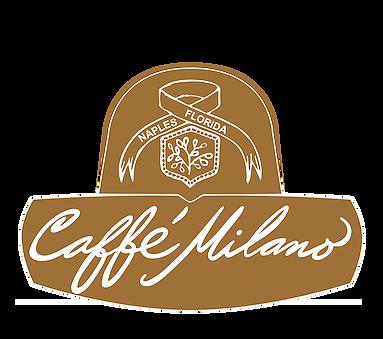 Caffe Milano Menu
